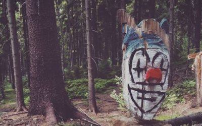 If a clown falls in the forest, does anyone laugh?